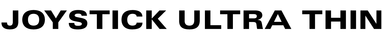 JOYSTICK-ULTRA-THIN